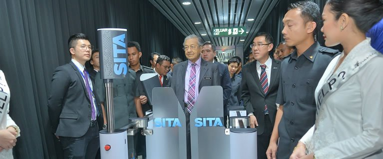 Malaysia airports kick off digital airport initiative with SITA at KL International Airport