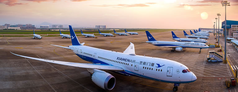 Fast growing Xiamen Airlines uses SITA technology to set competitive fares
